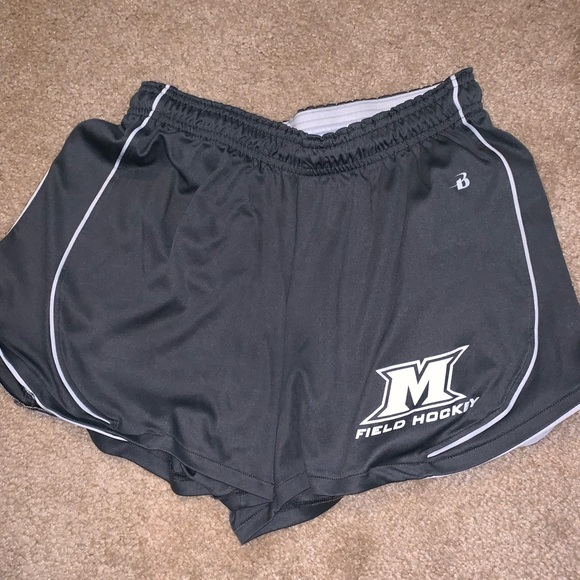 badger Pants - Manhattanville College Field Hockey Shorts